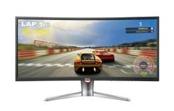 "BenQ XR3501 35"" AMVA LED 2560x1080 20M:1 4ms 300cd 144 Hz HDMI DP cierny"
