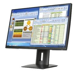 HP Z27n, 27 IPS/LED, 2566x1440 QHD, 1000:1, 14ms, 350cd, DVI/HDMI/DP/MHL, USB, PIVOT, 3y onsite