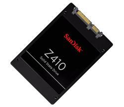 "SanDisk Z410 SSD 480GB SATA III 2.5"" TLC 7mm (čtení/zápis: 535/445MB/s; 37/68K IOPS)"
