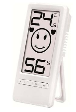 TOPCOM Baby Comfort Indicator 101, dětský pokojový teploměr/vlhkoměr