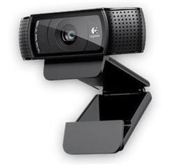 Logitech® HD Pro Webcam C920 - EMEA