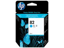 HP No. 82 Cyan Ink Cartridge (69 ml) for HP DSJ 500, 800