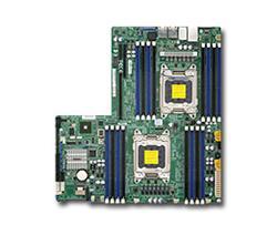 SUPERMICRO MB 2xLGA2011 iC602 16x DDR3 ECC R,8xSATA2,2xSATA3, 1x PCI-E 3.0 (x32),2xLAN,IPMI,WIO