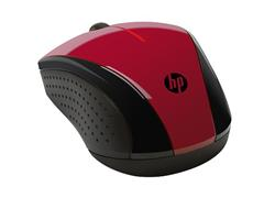 HP Wireless Mouse X3000 Sunset Red