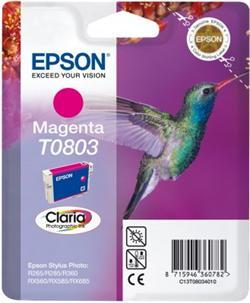 Epson atrament SP R265,R285,RX585,PX660,PX700W,PX800FW magenta
