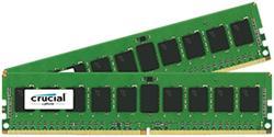 Crucial DDR4 8GB (Kit 2x4GB) DIMM 2133MHz CL15 SR x8