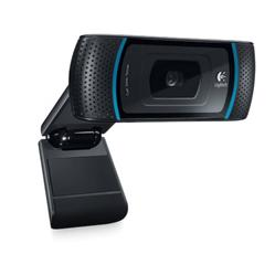 LOGITECH WebCam HD B910 - EMEA Business