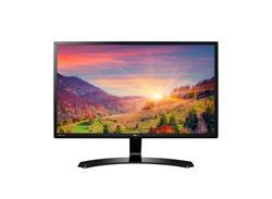 """LG 24MP58VQ-P 23.8""""W IPS LED 1920x1080 5 000 000:1 5ms 250cd HDMI DVI černý"""