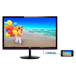 "Philips 284E5QHAD/00 28"" MVA LED 1920x1080 20 000 000:1 5ms 300cd HDMI repro černý"