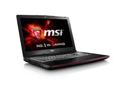 MSI GP62 6QF-678XCZ Leopard Pro 15,6 FHD IPS/i5 6300HQ/GTX960M/8GB DDR4/1TB 7200ot./DRW/Killer LAN/NoOS