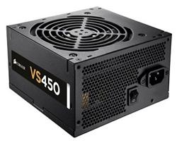 Corsair PC zdroj 450W VS450 80+ White 120mm ventilátor