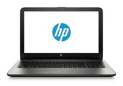 HP 15-ac004nc, Pentium N3825 dual, 15.6 HD, UMA, 4GB, 1TB, DVD-RW, W8.1, Turbo silver - IMR