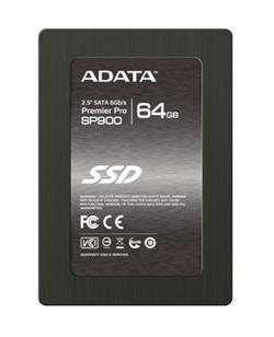 "ADATA SP900 SSD 64GB SATA III 2.5"" MLC 7mm (čtení/zápis: 545/525MB/s; zápis až 86K IOPS)"