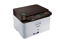 Samsung SL-C480 farebná laserová MFP tlačiareň, 2400x600dpi, 4/18 str/min, 128MB, USB