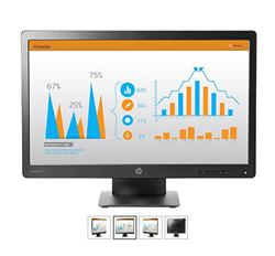 "HP ProDisplay P232, 23"", TN LED, 1920x1080 FHD, 1000:1, 5ms, 250cd, VGA, DP"