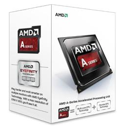 AMD A4-6300 Richland (2core, 3.7GHz,1MB,socket FM2,65W,VGA 8370D) Box