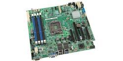 INTEL MB Server S1200V3RPL, 1x LGA1150, 4x DDR3, 6x SATA, 2x Gb LAN