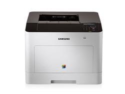 Samsung CLP-680ND . farebná laserová tlačiareň, 9600x600dpi, 24str/min, 256MB, USB, LAN, čierno-biele prevedenie