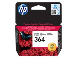 HP 364 Photo Black Inkjet Print Cartridge for D5460