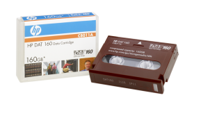 HP DDS-6 Data Cartridge, 160GB