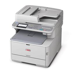 OKI MC342dn farebna MFP A4 far 20str/min cier 22str/min, USB, NET, COPY, SCAN, FAX, DUPLEX