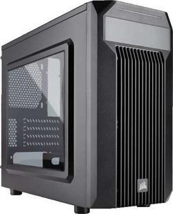 Corsair PC herní skříň Carbide Series SPEC-M2, Micro Atx, černá