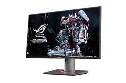 """ASUS PG278Q 27"""" WQHD 3D G-SYNC™ 2560x1440 100mil:1 1ms 350cd DP 2xUSB3.0 Repro čierny"""