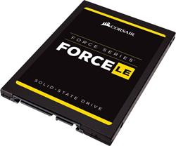 Corsair Force LE Series SSD 480GB SATA III 2.5'' TLC 7mm (čtení/zápis: 560MB/s; 530MB/s; 83/55K IOPS)