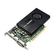 HP Grafická karta NVIDIA Quadro K2200 (4GB) PCIe x16, DL-DVI+2xDP
