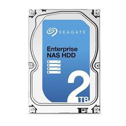 Seagate Enterprise NAS HDD - 2TB/7200rpm/SATA-6G/128MB