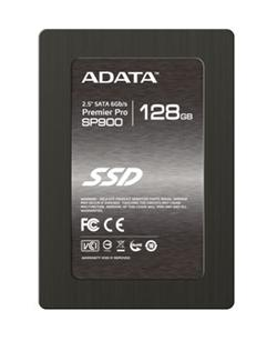 "ADATA SP900 SSD 128GB SATA III 2.5"" MLC 7mm (čtení/zápis: 545/535MB/s; zápis až 91K IOPS)"