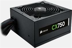 Corsair zdroj 750W CX Series, CX750, 80 PLUS Bronze, 120mm ultratichý ventilátor