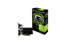 Gainward GF GT 710 2048MB DDR3 954/800MHz DVI+VGA+HDMI, pasivní chladič
