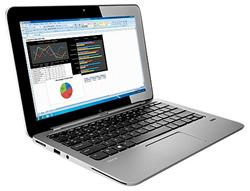 HP Elite x2 1011 G1, M-5Y10c, 11.6 HD Touch, 4GB, 128GB SSD, abgn, BT, FpR, Backlit kbd, W8.1Pro