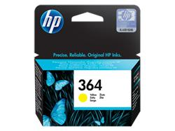HP 364 Yellow Inkjet Print Cartridge for D5460