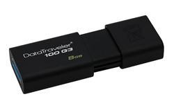 KINGSTON 8GB USB 3.0 DataTraveler 100 Generation 3