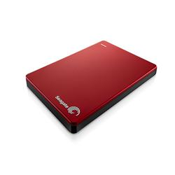 "Seagate Backup Plus Portable 2,5"" - 2TB/USB 3.0/Red"