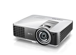 BENQ MX819ST DLP, 1024x768, 3000Lm, 13.000 : 1, 6500h LL, HDMI