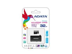 ADATA 32GB Micro SD SDHC UHS-I Class 10 s OTG micro čtečkou, Premier