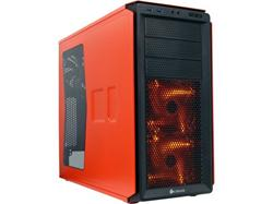 Corsair PC skříň Graphite Series™ 230T Rebel Orange Mid-Tower