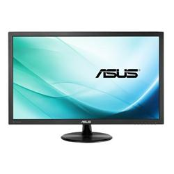 "ASUS VP247H 24""W LCD LED 1920x1080 Full HD 100mil:1 1ms 250cd DVI 2xHDMI D-Sub Repro černý"