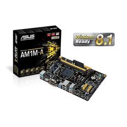 ASUS AM1M-A soc.AM1 DDR3 mATX 1xPCIe iG GL USB3.0 DVI D-Sub HDMI