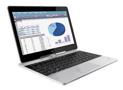 """HP EliteBook Revolve 810 G3, i5-5200U, 11.6"""" HD Touch, 8GB, 256GB SSD, ac, BT, LL batt, W8.1Pro"""