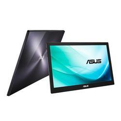 """ASUS MB169B+ 15,6"""" 1920x1080/ 700:1 14ms 200cd USB3.0 černý"""