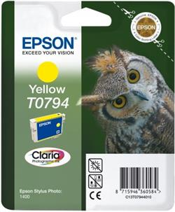 Epson atrament SP PX660/PX820/1400/1500W yellow
