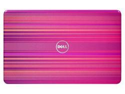 "DELL -vyměnitelný kryt pro Inspiron Queen 15"" - Horizontal Pink (N5110, M5110)"