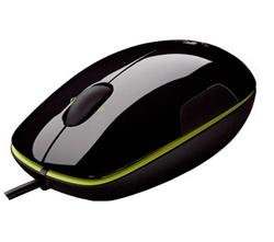 Logitech® Logitech Mouse M150 GRAPE-ACID FLASH