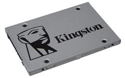 "Kingston SSD 120GB SSDNow UV400 SATA III 2.5"" TLC 7mm (čtení/zápis: 550/350MB/s, 90/15K IOPS)"
