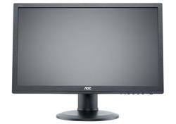 """AOC e2260Pwhu 21.5""""W LED 1920x1080 20 000 000:1 2ms 250cd PIVOT HDMI DVI USB repro černý"""