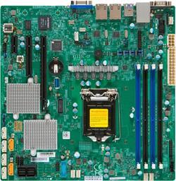 SUPERMICRO MB 1xLGA1151, iC232,DDR4,6xSATA3,PCIe 3.0 (1 x8(in x16),1 x4(in x8),1 x1(in x2)), LSI3008 (8xSAS3),IPMI